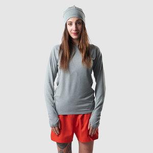 Damen Sport-Longsleeve aus Tencel und Merinowolle - runamics