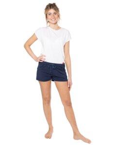 """Damen Hose aus Eukalyptus Faser """"Emanuela"""" blau - CORA happywear"""