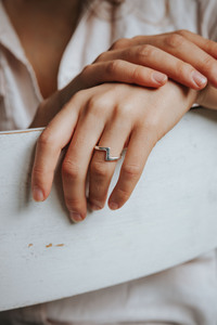 Ring Loni Silber - Jyoti - Fair Works