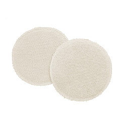Stilleinlagen Wolle/schappenseide