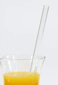 Trinkhalm aus Glas  20cm oder 25cm - everstraw