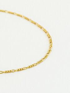 Halskette Therese | Figaro Panzerkette in Gold - DEAR DARLING BERLIN