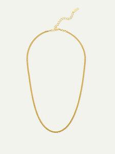 Halskette Liz Gold / Silber | Filigrane Panzerkette - DEAR DARLING BERLIN