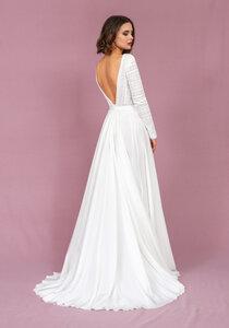 Zweiteiliges Brautkleid Kassia-Camellia - Atelier SNOW