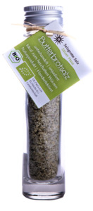 Bio Butterbrot Salz 50g im Glas - Salzgrotte Salz