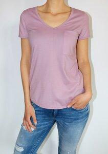 Shirt *Neline* mauve - treu