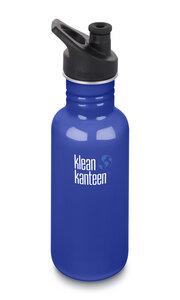 Klean Kanteen Trinkflasche Classic 532 ml mit Sport Cap 3.0  - Klean Kanteen
