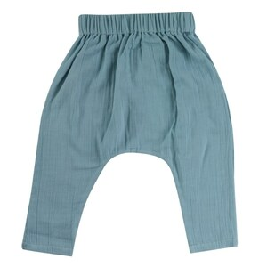 "Kinderhose ""Baggy pants muslin"" - Pigeon by Organics for Kids"