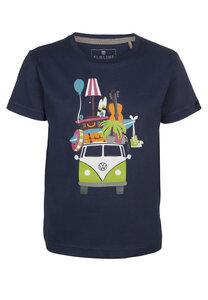 Kinder T-Shirt Huckepack - Elkline