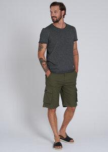 Kurze Herren Shorts aus Baumwolle (Bio)   Cargo Shorts - recolution