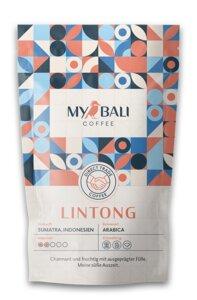 Kaffeebohne Lintong - 250g - MYBALI COFFEE