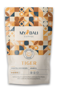 Kaffeebohne Tiger - 250g - MYBALI COFFEE