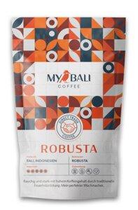Kaffeebohne Robusta - 250g - MYBALI COFFEE