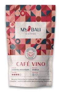 Kaffeebohne Café Vino - 250g - MYBALI COFFEE