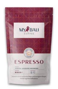 Kaffeebohne Espresso - 250g - MYBALI COFFEE