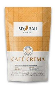 Kaffeebohne Café Crema - 250g - MYBALI COFFEE