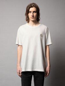 Nudie Jeans - T-Shirt Uno NJCO Circle - Nudie Jeans
