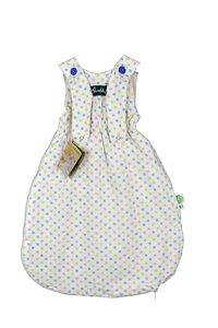 Lotties Bambini Baby Schlafsack Bio Baumwolle ver. Farben 55-90 cm - Lotties