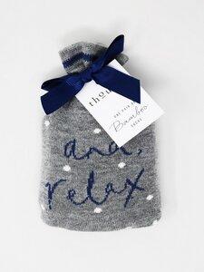 Socken And, Relax im Geschenkbeutel - Thought