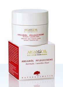 Arganöl Pflegecreme normale / sensible Haut - ARGAND´OR