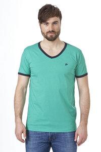 Männer Shirt Klaas grün - recolution