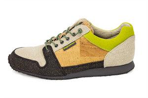 Veganer Sneaker Herren - Vegan Cork Traveller lt - Doghammer
