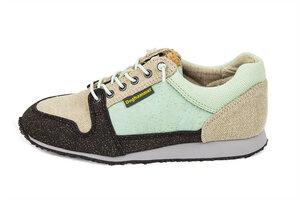 Veganer Sneaker Damen - Vegan Cork Traveller lt - Doghammer