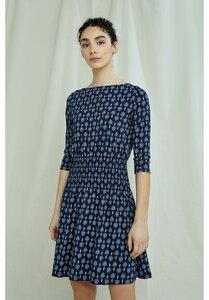 Kleid Elliot | Motif Print Dress - People Tree