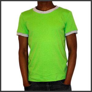 Shirt Raphael DC2 Biobaumwolle - kantasou