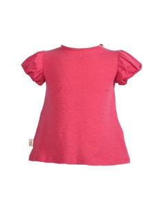 """Mädchen T-Shirt aus Eukalyptus Faser """"FruFru"""" - CORA happywear"""