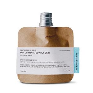 Trouble Care Gesichtscreme für Mischhaut und fettige Haut - TOUN28