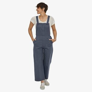 Latzhose - W's Stand Up Cropped Overalls - aus Bio-Baumwolle - Patagonia