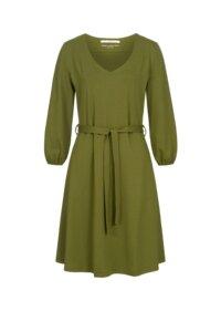 Kleid mit Taillierung aus Baumwolle und TENCEL (Modal) - LANIUS