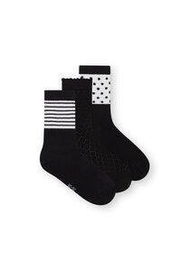 Damen Socken 3er Pack - ThokkThokk