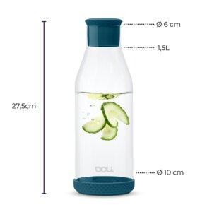 1,5L Glaskaraffe - Doli