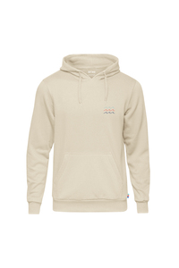 CYCLE HOODIE beige (Stick) - GOT BAG