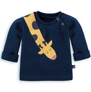 Baby Sweatshirt Giraffe - internaht