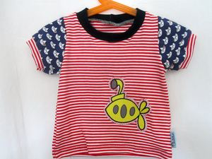 T-Shirt Yellow Submarine - Omilich