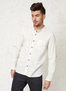 Essential Grandpa Shirt White - Braintree