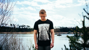 Forrest #1 Men T-Shirt Organic & Fair Wear - ilovemixtapes