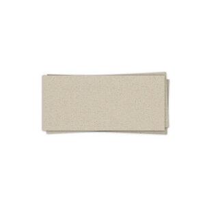 DIN lang Graspapier 200 g/m² – 60 Blatt - Matabooks