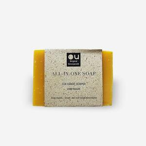 Fair Trade All-in-One Seife Olive - Original Unverpackt