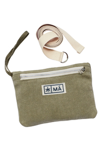 Hip Bag - Sivri - MÁ Hemp Wear