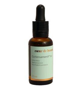 Gurkensamenöl hydratisierend 30ml - Coeur de Beauté