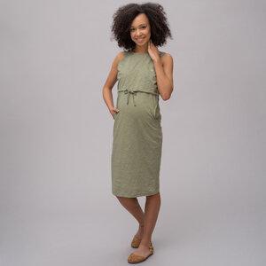 Umstands- und Stillkleid 100% Bio-Baumwolle - stillfashion