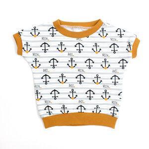 """BIO T-Shirt """"Goldanker"""" - Sternchenwolke"""
