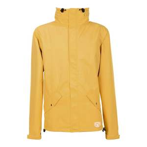 Atlantic Jacket Yellow - bleed