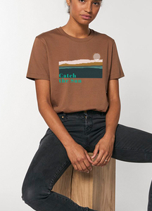 Reine Bio-Baumwolle - Classic Shirt - / Catch the Sun - Kultgut
