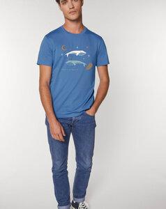 Reines weiches Bio-Baumwolle Shirt T-Shirt / Reminder - Kultgut