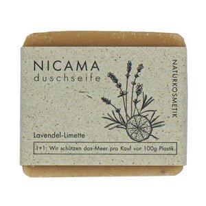Lavendel-Limette Seife - NICAMA